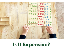 Is Montessori schooling expensive?